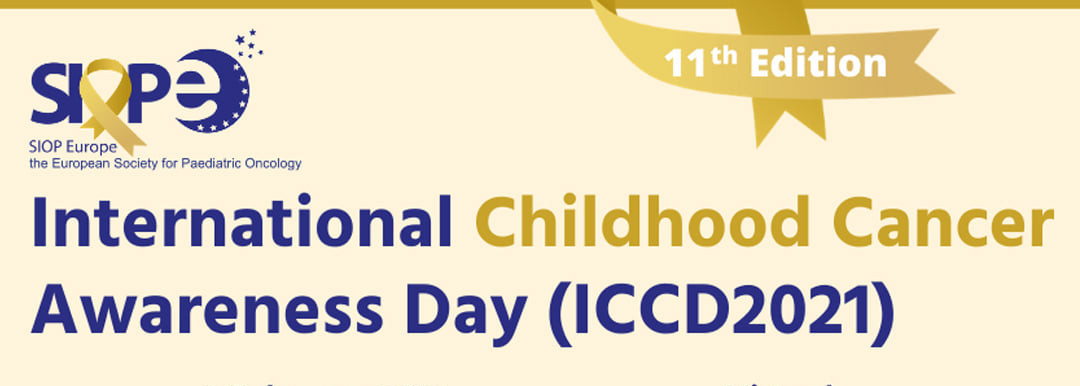 International Childhood Cancer Awareness Day (ICCD 2021)