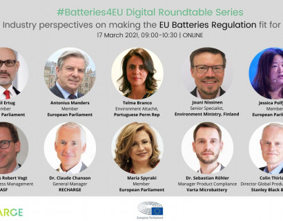 Industry perspectives on making EU Batteries Regulation fit for the future